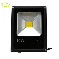 Proiector LED 10W Slim 12V