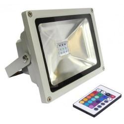 Proiector LED 20W Clasic RGB