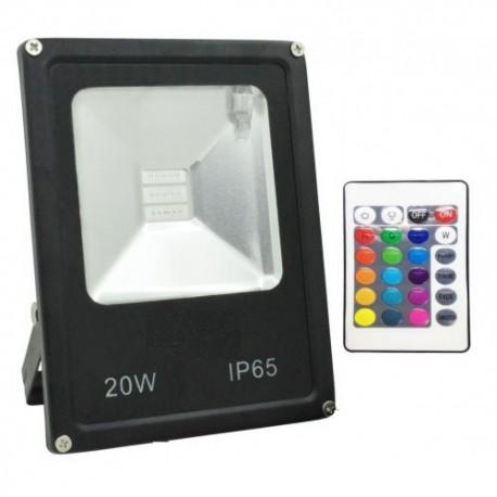 Proiector LED 10W Clasic RGB