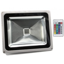 Proiector LED 30W Clasic RGB