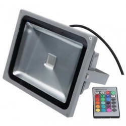 Proiector LED 50W Clasic RGB