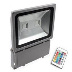 Proiector LED 100W Slim RGB