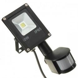 Proiector LED 10W Slim Senzor