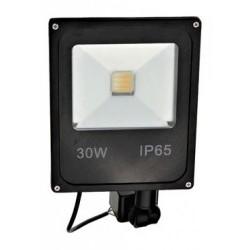 Proiector LED 30W Slim Senzor