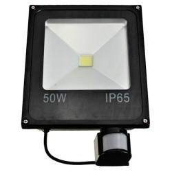 Proiector LED 50W Slim Senzor