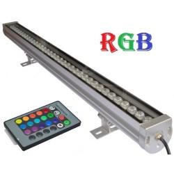 Proiector LED 36W Liniar 100cm RGB