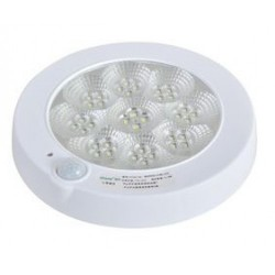 Plafoniera LED 11W Senzor Rotunda