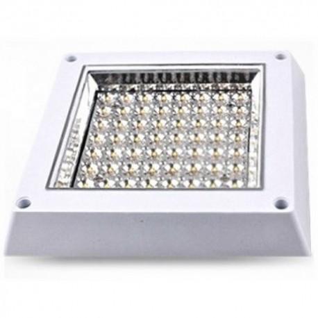 Plafoniera LED 8W Patrata