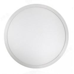 Panou LED 48W Rotund Aplicat Alb